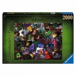 Disney - Villainous - The Worst Comes Prepared - Puzzle 2000
