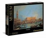 Museum Collection - Canaletto - Palazzo Ducale - Puzzle 1000