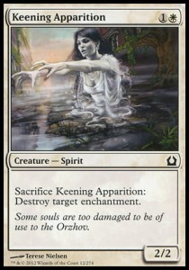 Keening Apparition (Return to Ravnica)