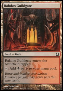 Rakdos Guildgate (Return to Ravnica)