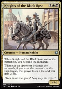 Knights of the Black Rose (Conspiracy II)