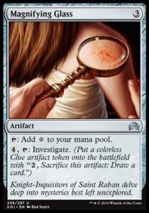 Magnifying Glass (Shadows over Innistrad)
