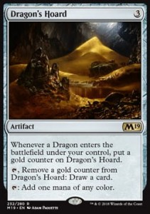 Dragon's Hoard (M19 Core Set)