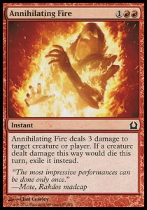 Annihilating Fire (Return to Ravnica)