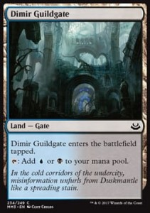 Dimir Guildgate (Modern Masters 2017)