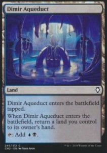 Dimir Aqueduct (Commander Anthology II)