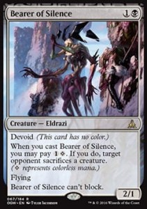 Bearer of Silence (Oath of the Gatewatch)