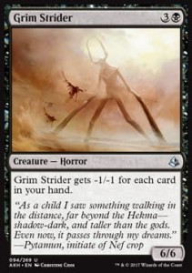 Grim Strider (Amonkhet)