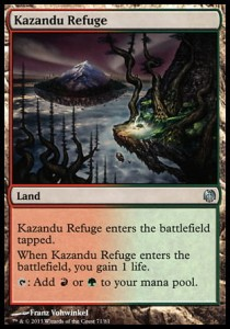 Kazandu Refuge (DD: Heroes vs Monsters)