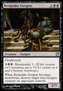 Keepsake Gorgon (Theros)
