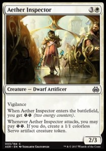 Aether Inspector (Aether Revolt)