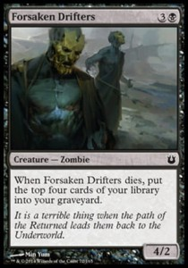 Forsaken Drifters (Born of the Gods)