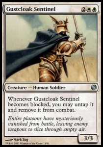 Gustcloak Sentinel (DD: Heroes vs Monsters)