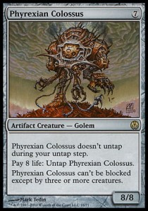 Phyrexian Colossus (DD: Phyrexia vs. The Coalition )