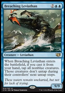 Breaching Leviathan (Commander 2014)