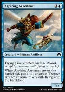 Aspiring Aeronaut (Magic Origins)