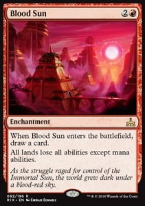 Blood Sun (Rivals of Ixalan)