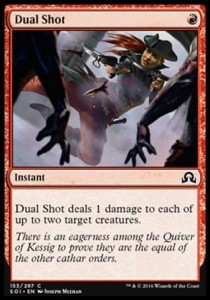 Dual Shot (Shadows over Innistrad)