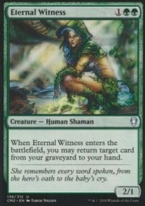 Eternal Witness (Commander Anthology II)