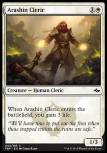 Arashin Cleric (Fate Reforged)