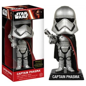 Wacky Wobblers - Star Wars Episode VII - Captain Phasma