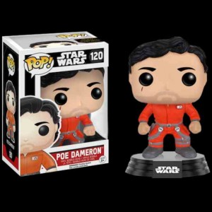 Funko POP Poe Dameron Bobble Head # 120 - Star Wars