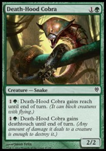 Death-Hood Cobra (DD: Jace vs Vraska)