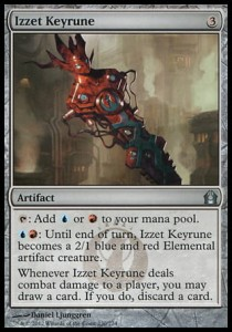 Izzet Keyrune (Return to Ravnica)