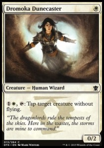Dromoka Dunecaster (Dragons of Tarkir)