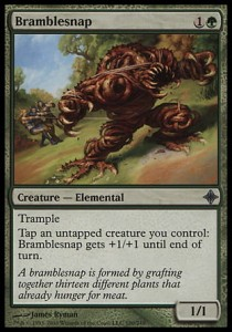 Bramblesnap (Rise of the Eldrazi)