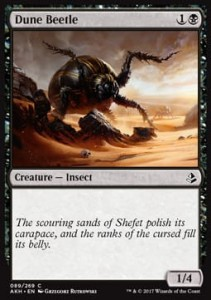 Dune Beetle (Amonkhet)