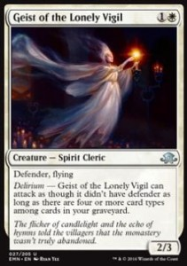 Geist of the Lonely Vigil (Eldritch Moon)