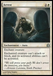 Arrest (Return to Ravnica)