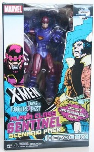 Marvel Heroclix: X-Men - Days of Future Past Sentinel Pack