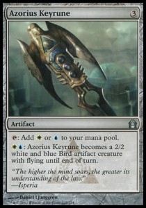 Azorius Keyrune (Return to Ravnica)