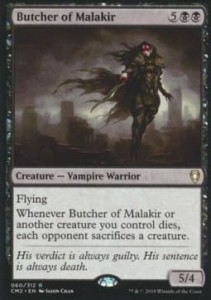 Butcher of Malakir (Commander Anthology II)