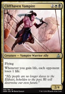 Cliffhaven Vampire (Oath of the Gatewatch)