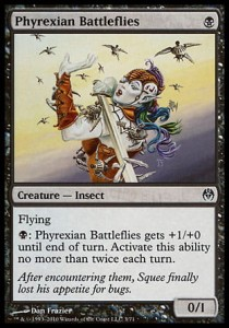 Phyrexian Battleflies (DD: Phyrexia vs. The Coalition )