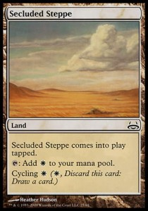 Secluded Steppe (DD: Divine vs. Demonic)