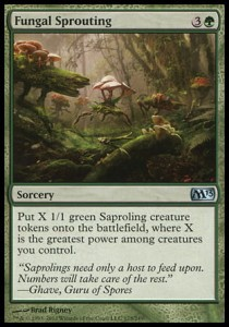 Fungal Sprouting (M13)