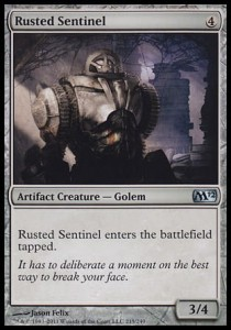Rusted Sentinel (M12)