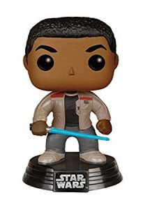 Funko POP Finn with Lightsaber Bobble Head # 85 - Star Wars