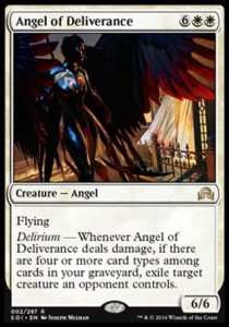 Angel of Deliverance (Shadows over Innistrad)
