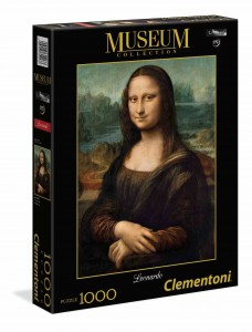 Museum Collection - Leonardo - Mona Lisa - Puzzle 1000