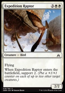 Expedition Raptor (Oath of the Gatewatch)