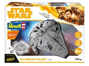 Star Wars - Millennium Falcon 1:164