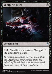 Vampiric Rites (Battle for Zendikar)