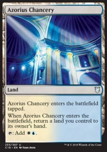Azorius Chancery (Commander 2018)