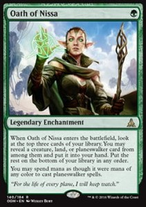Oath of Nissa (Oath of the Gatewatch)
