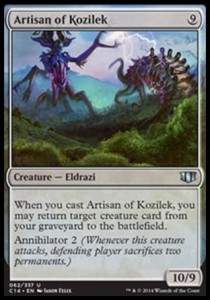 Artisan of Kozilek (Commander 2014)
